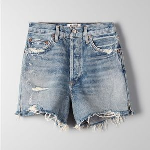 AGOLDE DEE SHORTS